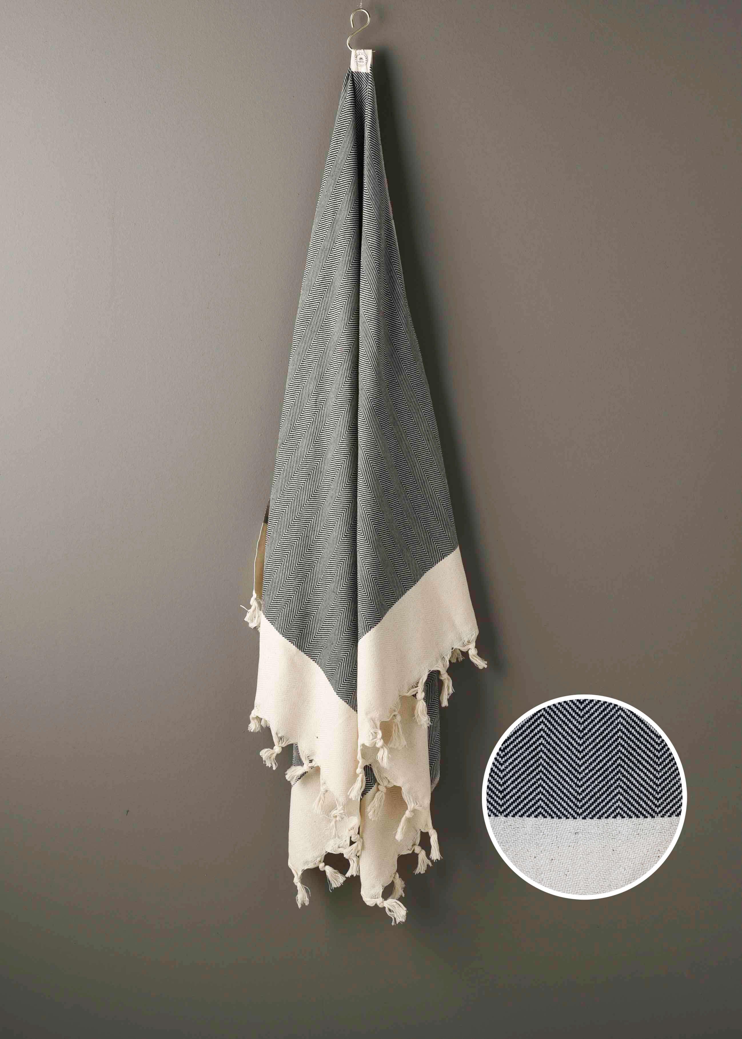 Strandhåndklæde – Saint-Tropez