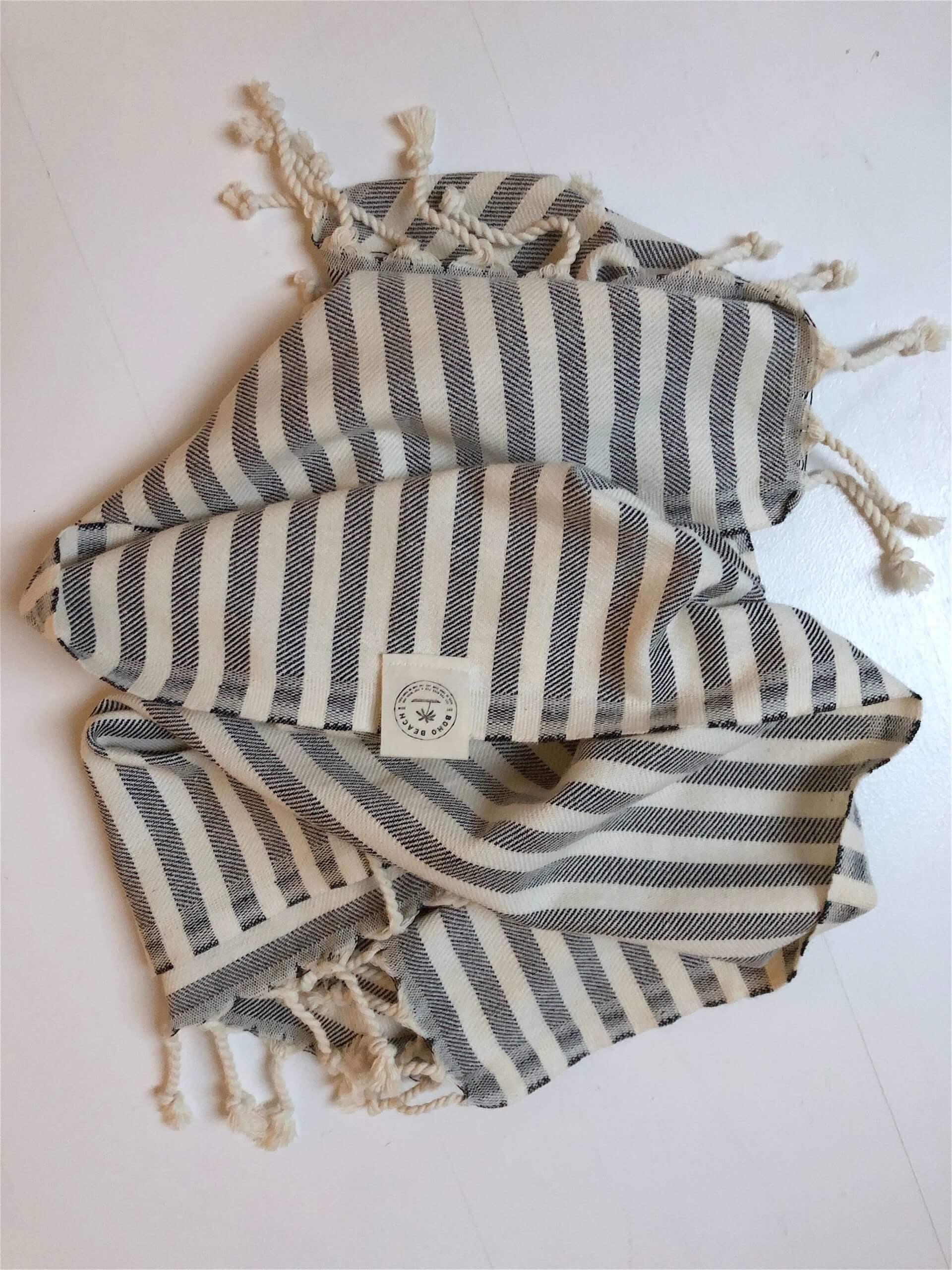 Image of   Gæstehåndklæde - Santorini
