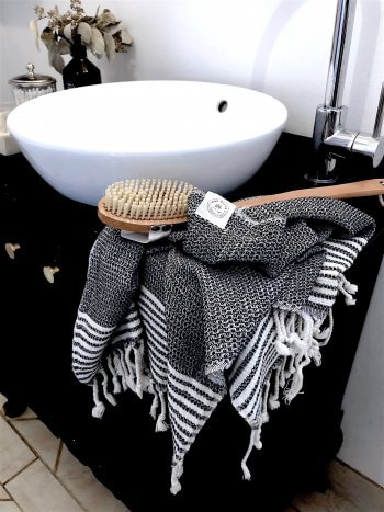 Gæstehåndklæde hammam